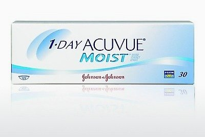 Kontaktlencsék Johnson & Johnson 1 DAY ACUVUE MOIST 1DM-90P-REV