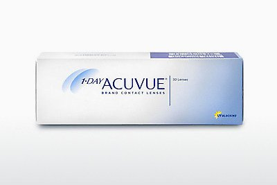 Kontaktlencsék Johnson & Johnson 1 DAY ACUVUE 1D2-90P-REV