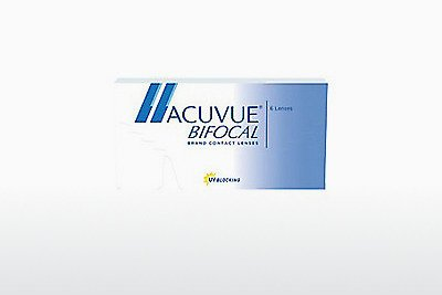 Kontaktlencsék Johnson & Johnson ACUVUE BIFOCAL BAC-6P-REV