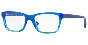 Ray-Ban Junior RY1536 3731 BLUE STRIPED GRADIENT