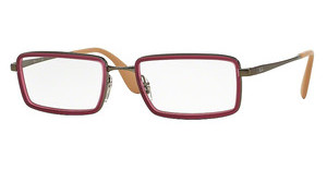 Ray-Ban RX6337 2857 RUBBER FUXIA