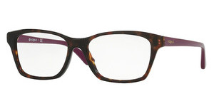 Vogue VO2714 2406 DARK HAVANA