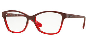 Vogue VO2998 2348 RED BRICK GRAD FIRE RED