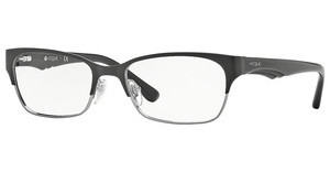 Vogue VO3918 352S MATTE BLACK/BRUSHED GUNMETAL