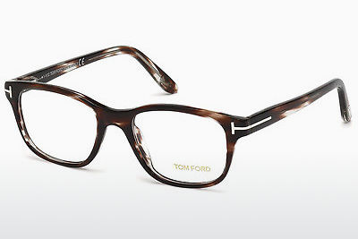 Designer szemüvegek Tom Ford FT5196 050 - Barna, Dark