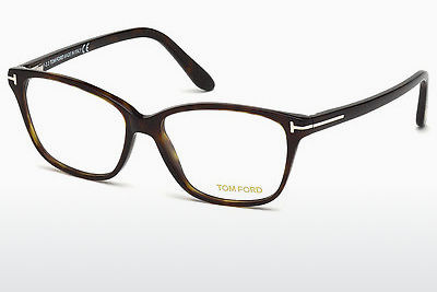Designer szemüvegek Tom Ford FT5293 052 - Barna, Dark, Havana