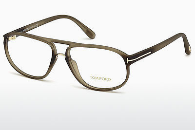 Designer szemüvegek Tom Ford FT5296 046 - Barna, Bright, Matt