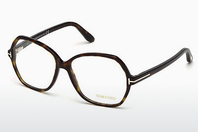 Designer szemüvegek Tom Ford FT5300 052 - Barna, Dark, Havana