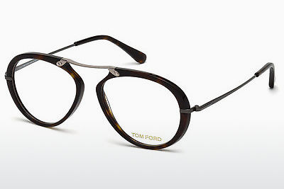 Designer szemüvegek Tom Ford FT5346 052 - Barna, Dark, Havana