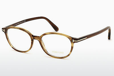 Designer szemüvegek Tom Ford FT5391 048 - Barna, Dark, Shiny