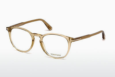 Designer szemüvegek Tom Ford FT5401 045 - Barna, Bright, Shiny