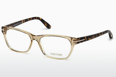 Designer szemüvegek Tom Ford FT5405 045 - Barna, Bright, Shiny