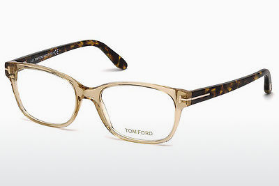 Designer szemüvegek Tom Ford FT5406 045 - Barna, Bright, Shiny