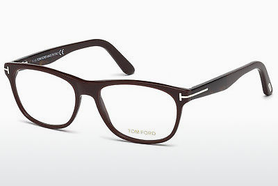 Designer szemüvegek Tom Ford FT5431 048 - Barna, Dark, Shiny