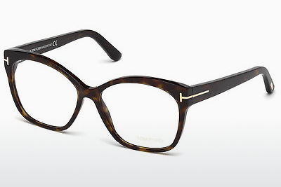 Designer szemüvegek Tom Ford FT5435 052 - Barna, Dark, Havana