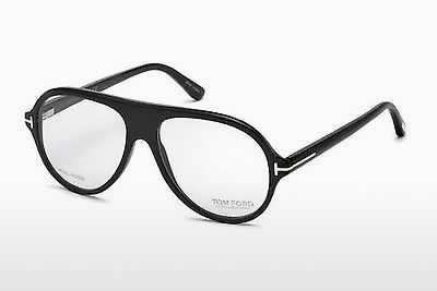 Designer szemüvegek Tom Ford FT5437-P 63A - Barna, Ivory, Black
