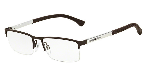 Emporio Armani EA1041 3132 BROWN RUBBER