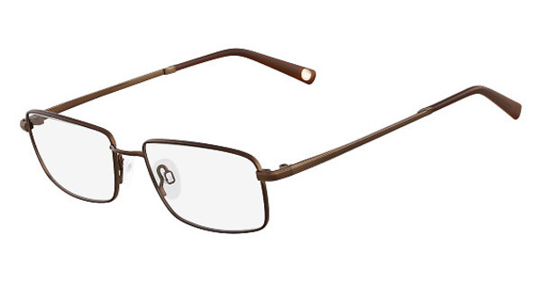 Flexon   BENEDICT 600 210 SHINY BROWN
