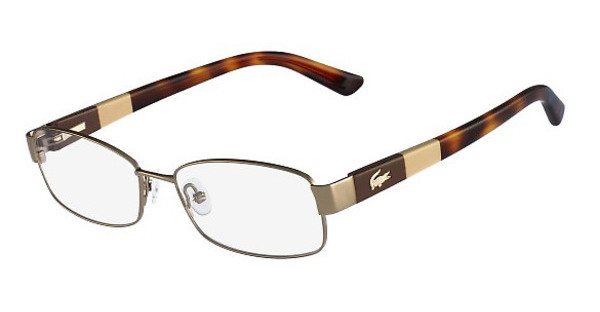 Lacoste L2174 234 LIGHT BROWN