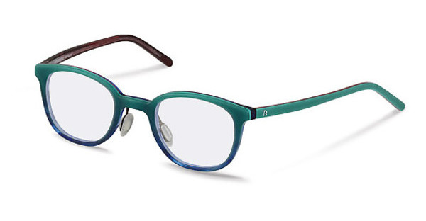Rodenstock R5298 B turquoise blue gradient