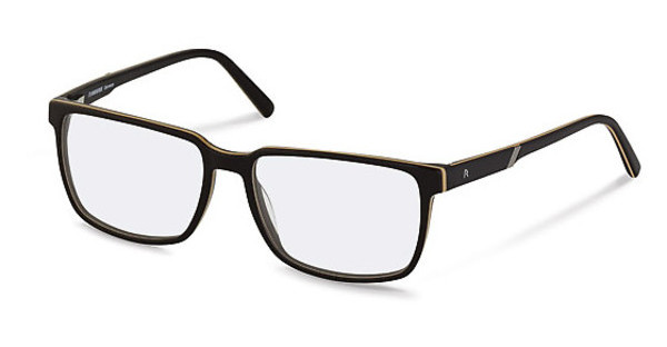 Rodenstock R7030 D dark brown layered
