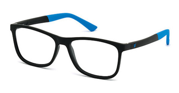 Web Eyewear WE5187 002 schwarz matt