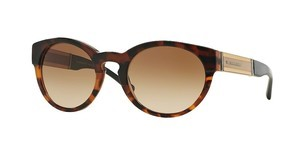 Burberry BE4205 355913 BROWN GRADIENTTOP DK HAVANA/LIGHT HAVANA