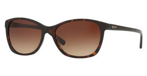 DKNY DY4093 370213 DARK BROWN GRADIENTDARK TORTOISE