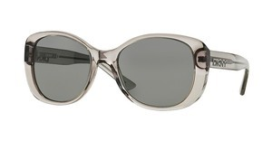 DKNY DY4136 369187 GREY SOLIDGREY TRANSPARENT