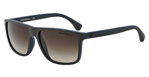 Emporio Armani EA4033 523113 BROWN GRADIENTBROWN/RUBBER BLUE