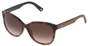 Escada SES394 0752 BROWN GRADIENTAVANA SCURA LUCIDO