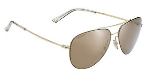 Gucci GG 2245/S J5G/XS BROWN FL BROWNGOLD