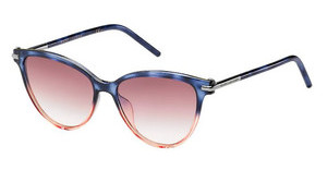 Marc Jacobs MARC 47/S TOW/FW BURGUNDY SHADEDHVNBLUEPK