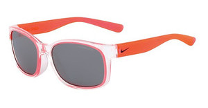 Nike NIKE SPIRIT EV0886 906 CLEAR/HYPER PUNCH WITH GREY W/SILVER FLASH LENS