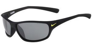 Nike RABID EV0603 007 MATTE BLACK/VOLT WITH GREY W/SILVER FLASH LENS LENS