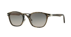 Persol PO3110S 1019M3 GREY GRADIENT DARK GREY POLARCORTEX STRIPED