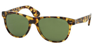 Ralph Lauren RL8129P 500452 GREENHAVANA SPOTTY