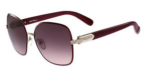Salvatore Ferragamo SF150S 728 LIGHT GOLD/BORDEAUX