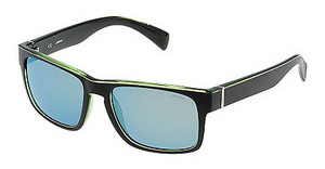 Sting SS6544 U51V SMOKE MULTILAYER GREENSHINY BLACK/GREEN