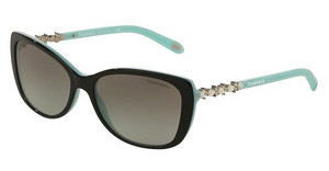 Tiffany TF4103HB 80553C GRAY GRADIENTBLACK/BLU