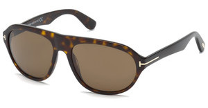 Tom Ford FT0397 52J roviexhavanna dunkel