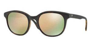 Vogue VO2730S W656R5 GREY MIRROR ROSE GOLDMATTE DARK HAVANA