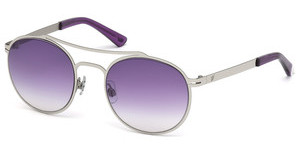 Web Eyewear WE0172 16Z verspiegeltpalladium glanz