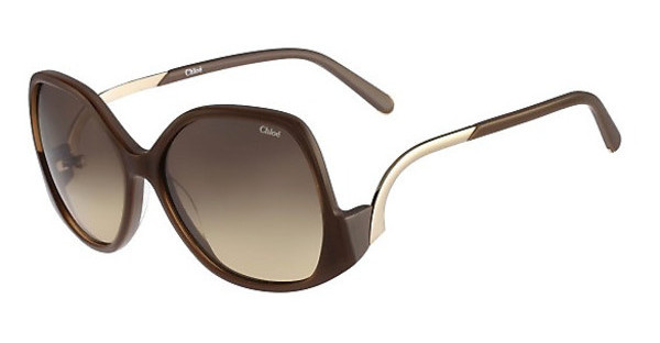 Chloé CE675S 248 LIGHT BROWN