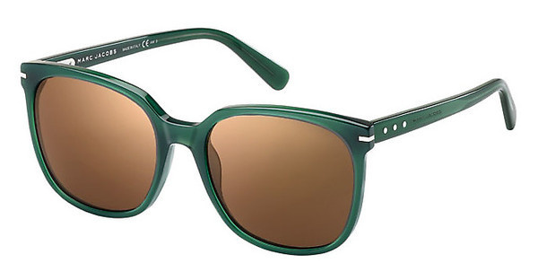 Marc Jacobs MJ 562/S CJH/LC BROWN GOLD AROPL GREEN (BROWN GOLD AR)