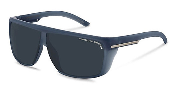 Porsche Design P8597 B grey bluelight blue