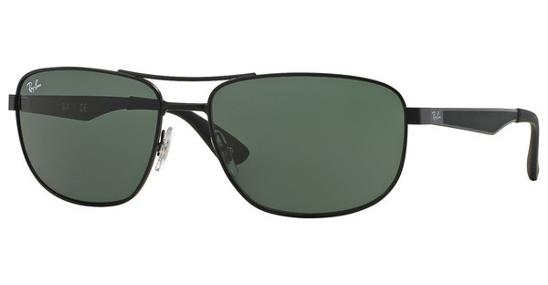 Ray-Ban RB3528 006/71 GREENMATTE BLACK