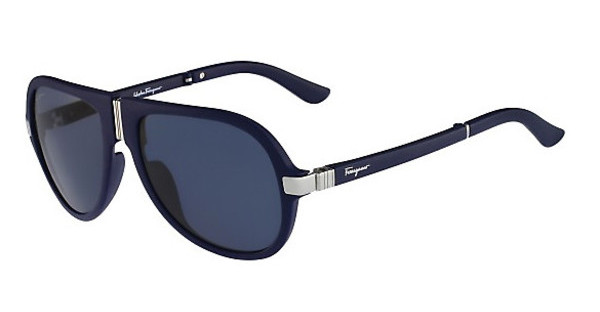 Salvatore Ferragamo SF662SP 454 MATTE BLUE