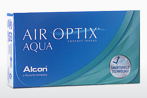 Kontaktlencsék Alcon AIR OPTIX AQUA (AIR OPTIX AQUA AOA6)