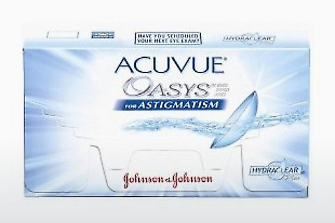 Kontaktlencsék Johnson & Johnson ACUVUE ADVANCE for ASTIGMATISM AGT-6P-REV